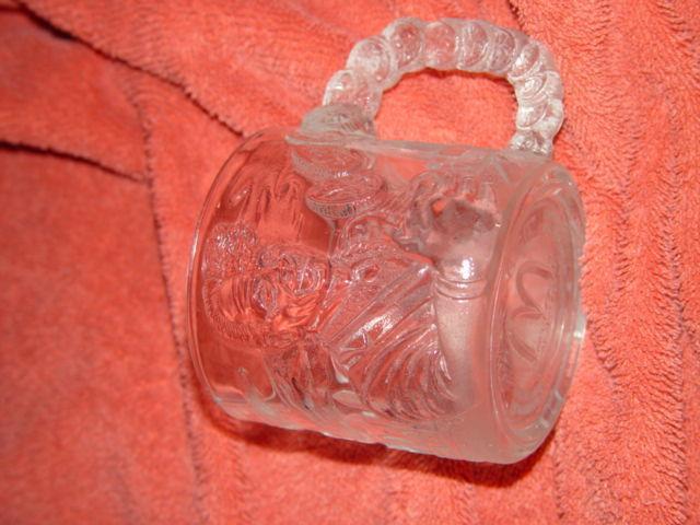 McDonald's Batman Forever Two Face 1995 Glass Cup/Mug image 7