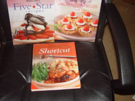 Weight Watchers Five Star Recipes, Shortcut, Annual Recipes For Success Set of 3 image 4