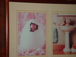 Anne Geddes Orignal Babies, Bathroom, Baby in Egg, Looking For Bellybutton image 4