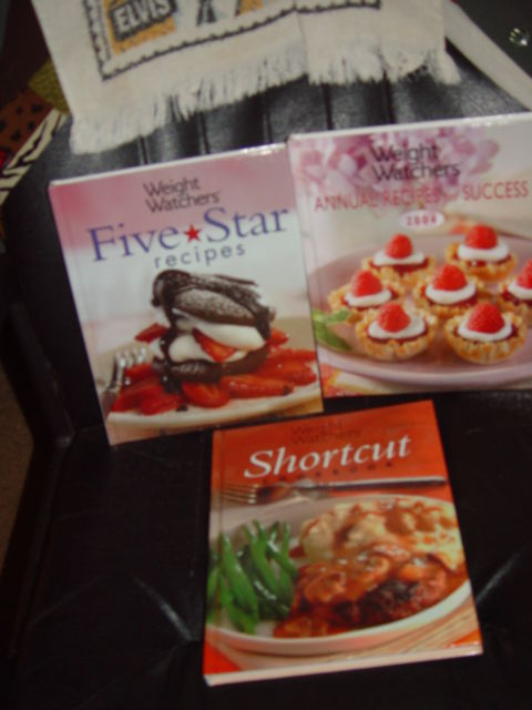 Weight Watchers Five Star Recipes, Shortcut, Annual Recipes For Success Set of 3 image 6