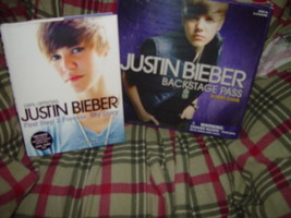 Justin Bieber First Step 2 Forever My Story & Backstage Pass Game image 2