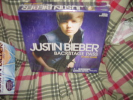 Justin Bieber First Step 2 Forever My Story & Backstage Pass Game image 3