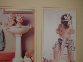 Anne Geddes Orignal Babies, Bathroom, Baby in Egg, Looking For Bellybutton image 5