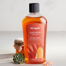 Pier 1 Imports AGAVE MELLON concentrated Reed Diffuser Refill Oil 16OZ - $642,41 MXN