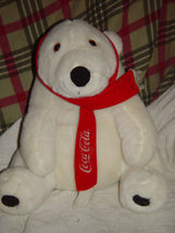 1993 Coca Cola Coke Polar Bear image 7