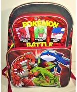 Pokemon Battle Backpack 2018 Pre-owned - $21.00