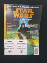 STAR WARS Dark Empire Dark Horse Comics Issue #3 Dec 1992 w Trading Cards - $19.79