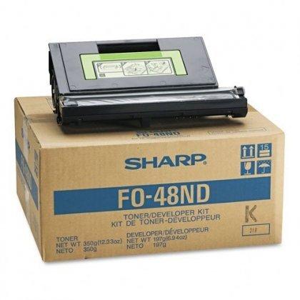 Digital Prod. SHARP FO48ND FO3450/3850-FAX TONER DEV CART [Office Product]