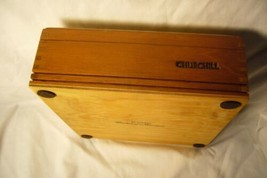 Vintage Lehigh Vailley RR Wood Cigar Box  & Band image 2