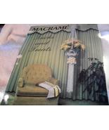 Macrame' Tricks and Treats - $5.00