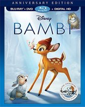 Disney Bambi Signature Collection [DVD + Blu-ray + Digital]