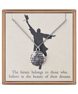 IEFLIFE Graduation Gifts for Her - Dainty Mother Earth Necklace Long Dis... - $17.80
