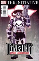 "Punisher:war Journal #7 ""Captain America Costum... - $3.95"