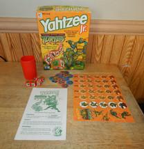 Milton Bradley Yahtzee Jr TMNT Teenage Mutant Ninja Turtles Edition Comp... - $19.58
