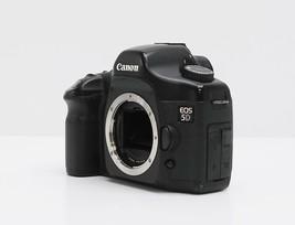 Canon EOS 5D 12.8MP DSLR Digital Camera Body ISSUE - $229.99