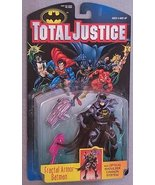 DC Comics Total Justice Fractal Armor Batman action figure - $11.99