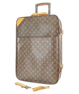 Authentic LOUIS VUITTON Pegase 55 Monogram Canvas Travel Rolling Suitcas... - $881.10