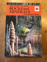 1971-73 THE STORY OF OUR ROCKS AND MINERALS LADYBIRD BOOK (SERIES 536 - ... - $2.61