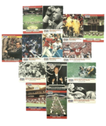NFL Pro Set The Official Photo & Stat Card Of The NFL 1990's - $46.72