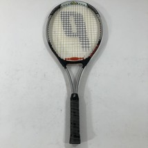 "Prince Avenger Ti Force 3 Tennis Racquet 4"" Grip Oversize Racket - $19.79"