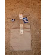 "Dickies Junior Girl's Bermuda Shorts Stretch Uniform Khaki 29"" x 13"" Size 5 - $14.80"