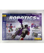 Thames and Kosmos Robotics Smart Machines Rovers & Vehicles 8 Designs New  - $71.28