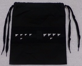Native American Patchwork PANTHER PAW CLAW Pull String Bag Purse Hndmad ... - $29.99