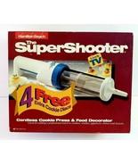 Hamilton Beach Super Shooter Cordless Cookie Press Food Decorator Model ... - $26.13