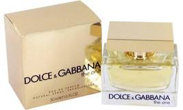 The One Perfume By  DOLCE & GABBANA  FOR WOMEN 3.3 oz. - $95.00