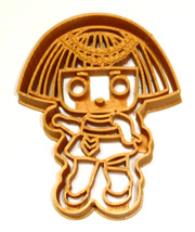 Pharaoh Babe Surprise Doll Series Toy Ball Cookie Cutter 3D Printed USA PR2336 - $2.99