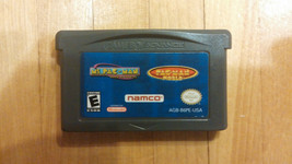 Ms. Pac-Man: Maze Madness & Pac-Man World - Nintendo Game Boy Advance game - $4.09