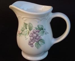 Pfaltzgraff Grapevine Creamer - $16.50