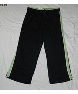 Jay Day Size adult Medium Black Sport, Jogging or Spa Pants NWT - $9.99