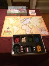 Risk Board Game 2003 Global Domination Strategy - $16.69