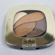 L'oreal Paris Colour Riche Eyeshadow Color and Contour #240 Treasured Bronze - $7.69