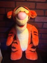 "Large Standing Tigger 21"" Plush Mattel Winnie the Pooh Vintage Disney - $9.85"