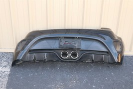 2013-15 Hyundai Veloster Turbo Rear Bumper Cover W/O Park Assist *LOCAL PICK UP image 1