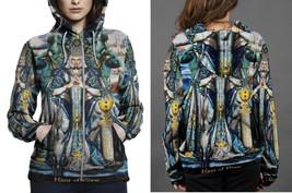 Illuminati King Of Cup Women's Zipper Hoodie - $49.80+