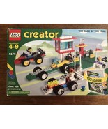 Lego Creator 4176 Race of the Year Used Most Pieces There - $23.94