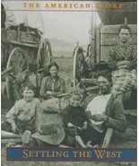 Settling the West (American Story) Time-Life Books - $3.79