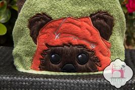 Hooded Towel Beach Pool Bath Swim Character Emb... - $30.00