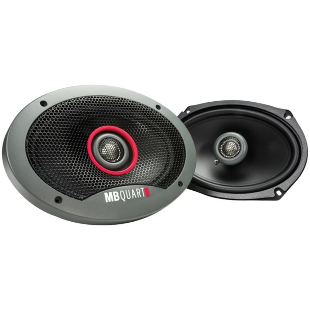 "Primary image for MB Quart FKB169 Formula Series 2-Way Coaxial Speakers (6"" x 9"")"