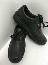 Propet Villager M4070 - Men's Orthopedic Oxford Black Leather Size 10.5N... - $42.06