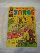sad sack & sarge #89 vg-fine condition 1971 - $3.89