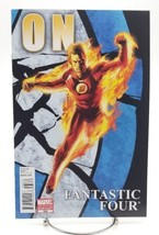 Fantastic Four #586 3rd Print Variant Cover Vol 1 January 2010 Hickman E... - $6.79