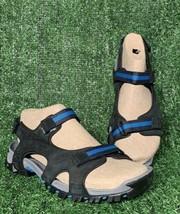 Timberland A161Q Men's Black Sport Sandals Size 13M - $53.30