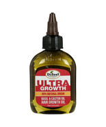 Difeel Ultra Growth 98% Natural Origin Basil & Castor Hair Growth Oil 2.... - $7.91