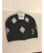 BNWT Disneyland 60th Diamond Anniversary Celebrate D Beanie Hat Gray One Size - $18.79