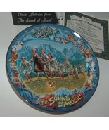 Bradford Exchange Musical Sound of Music Plate - $14.99