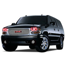 for GMC Yukon 01-06 Red LED Halo kit for Headlights - $130.98